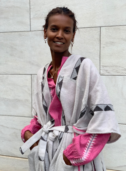 In Conversation with Liya Kebede